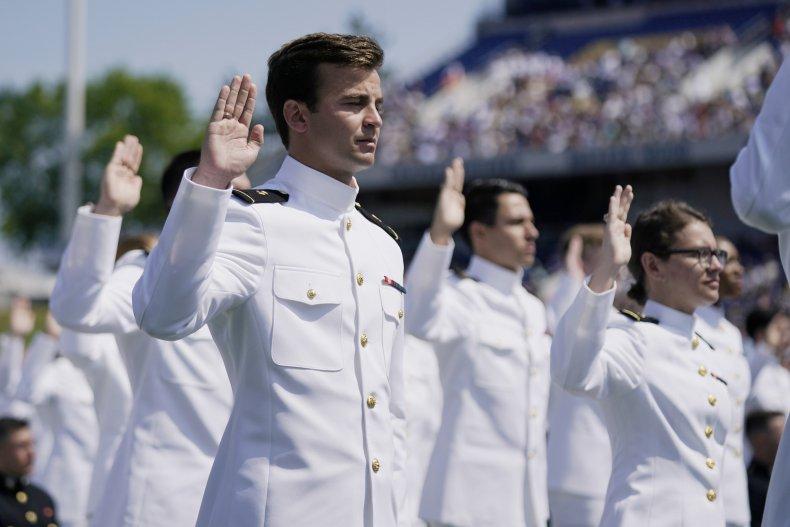 Naval Academy Graduate
