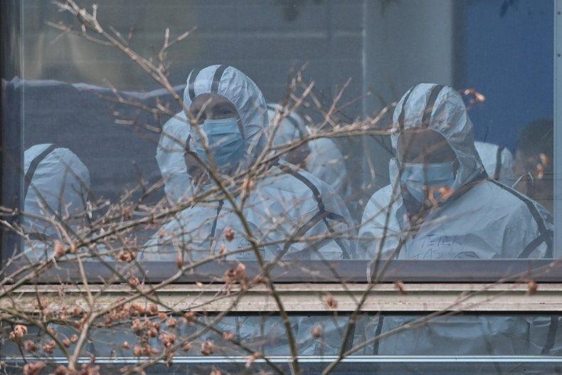 WHO, team, investigates, COVID-19, origin, China