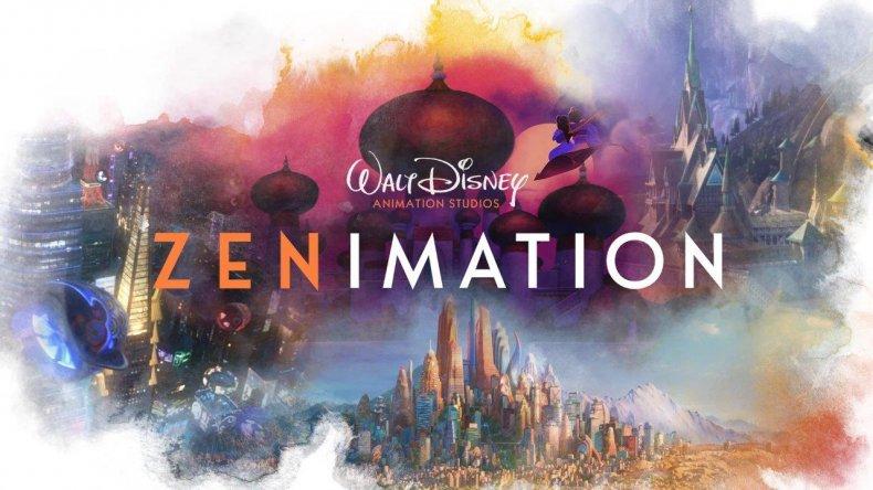 Zenimation Season 2 Disney Plus