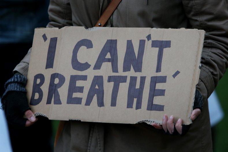 Sydney Black Lives Matter Rally In Solidarity