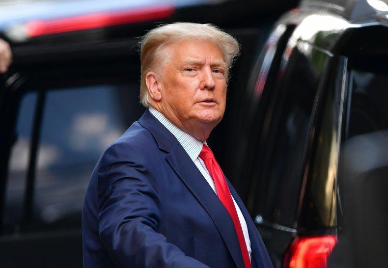 Trump blames Fox News decline on Wallace