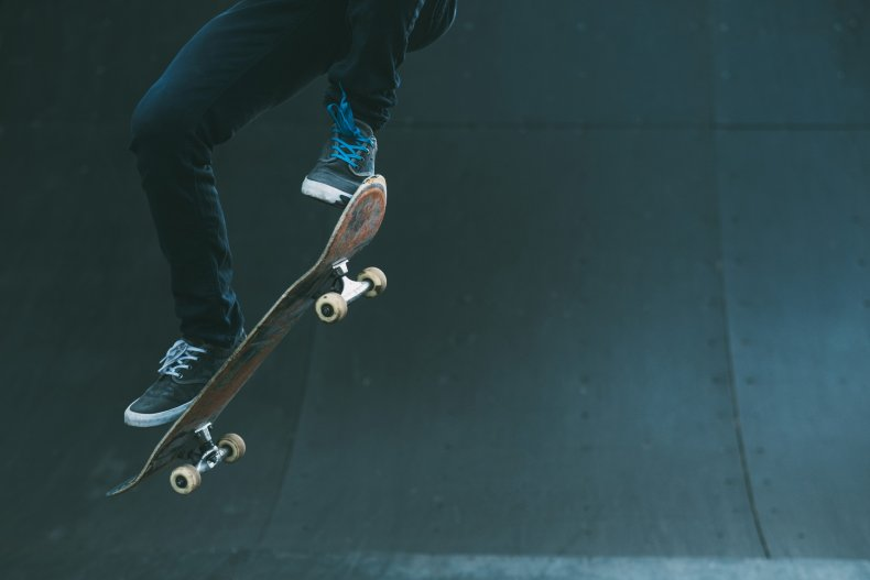 Skateboard Mall Shooting Scare Dallas Texas Police
