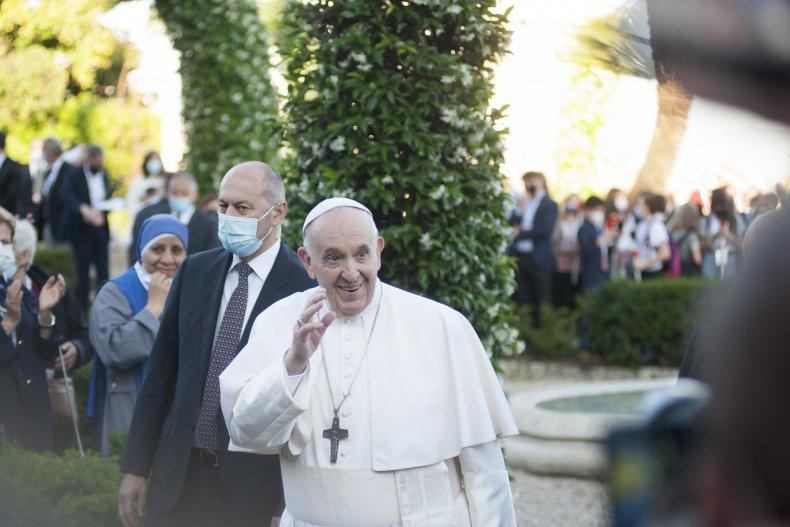 Pope Francis Church Law