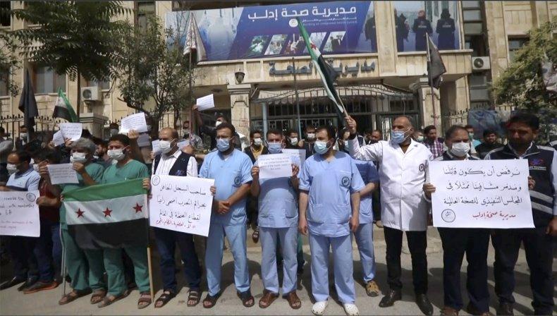 Syria World Health Organization