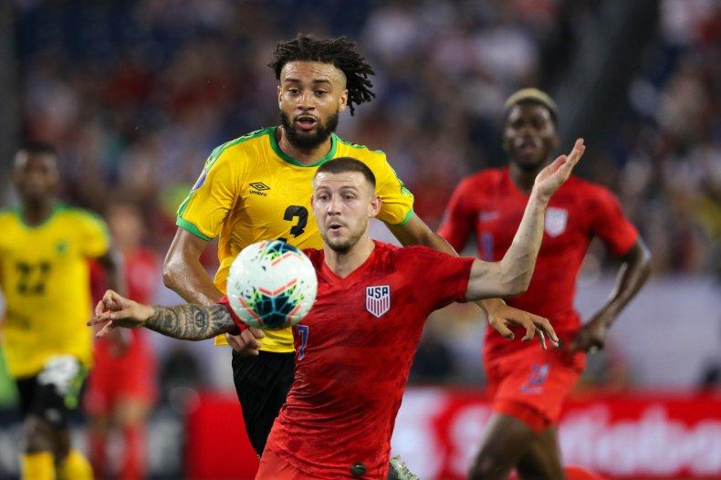 Jamaican National Soccer Team