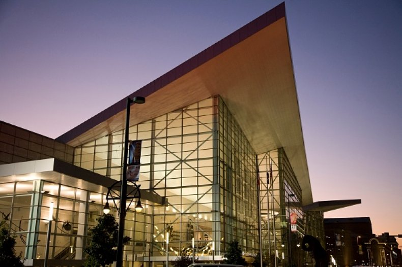 Denver Colorado Convention Center USA Volleyball