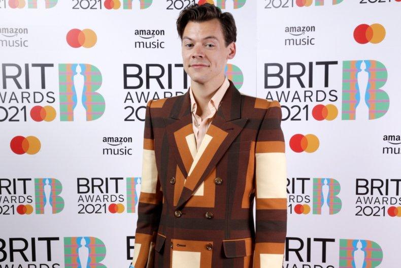Harry Styles cosmetics brand anticipated
