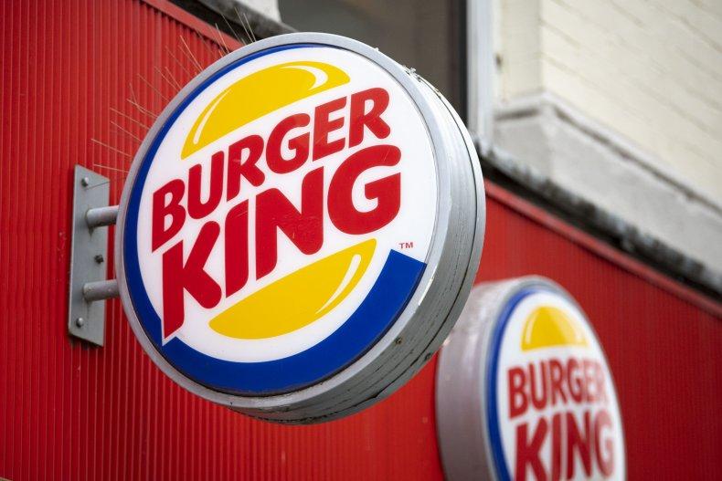 Burger King employee uniform 'distracted' customer