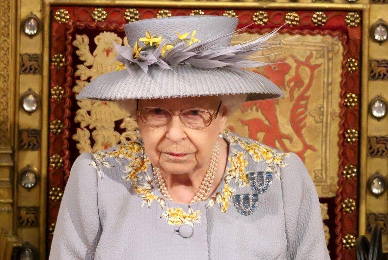 The Queen's Speech in 2021