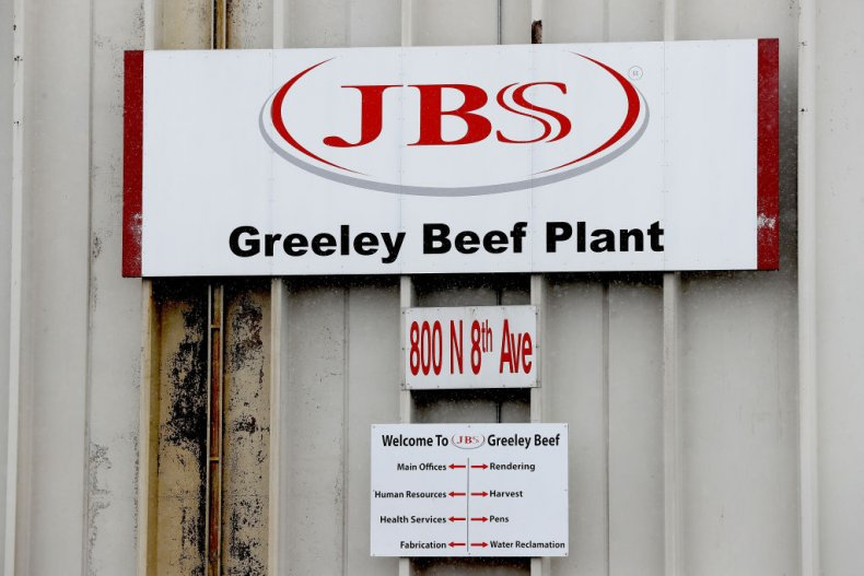 Greeley JBS Meat Packing Plant Closes