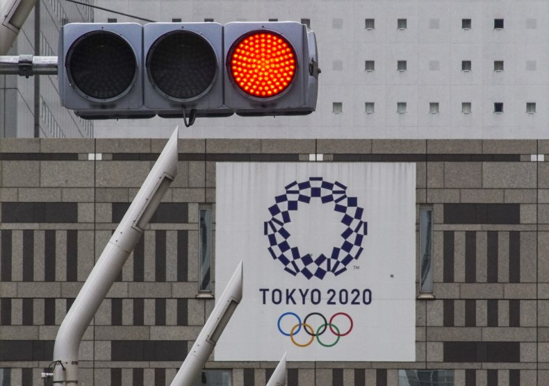 Tokyo 2020 Olympics protests