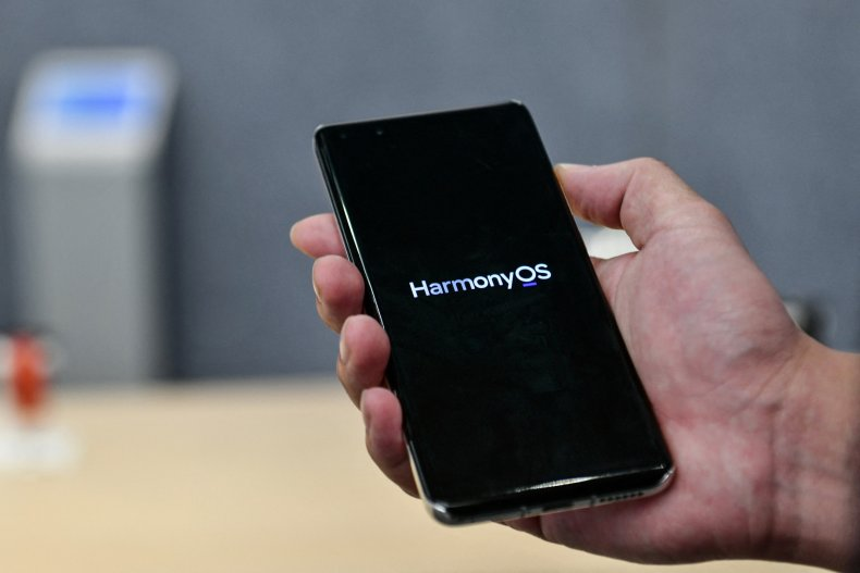 HarmonyOS System