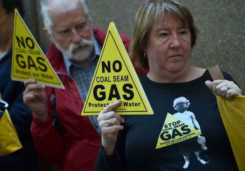 AGL Energy protest
