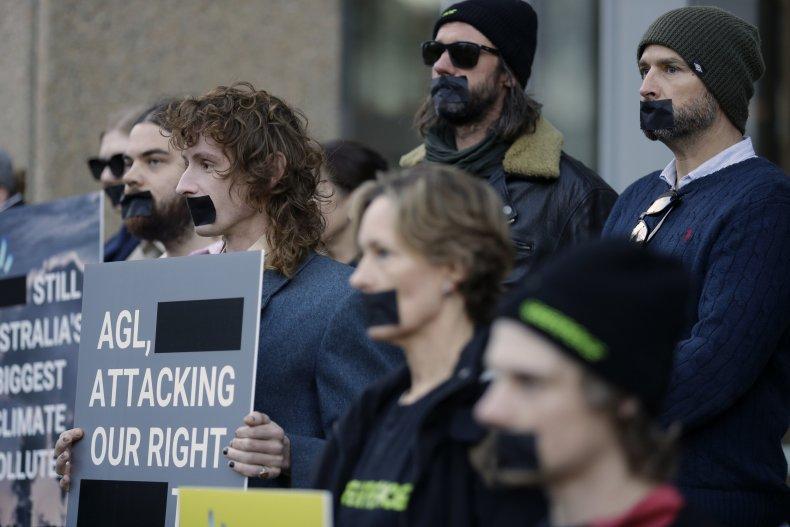 Australia Greenpeace