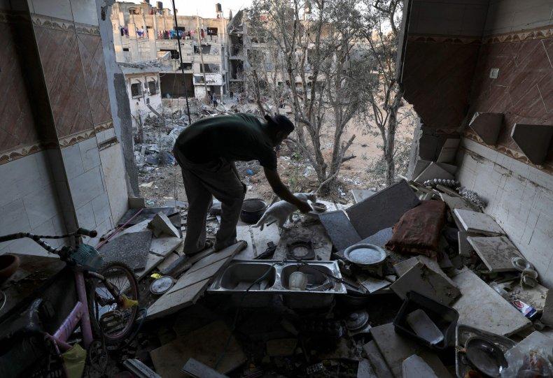 Gaza Aftermath