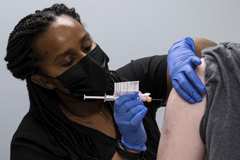 Moderna Variant Vaccine Shot