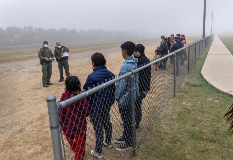 Abbott Disaster Declaration Child Care Facilities Migrants