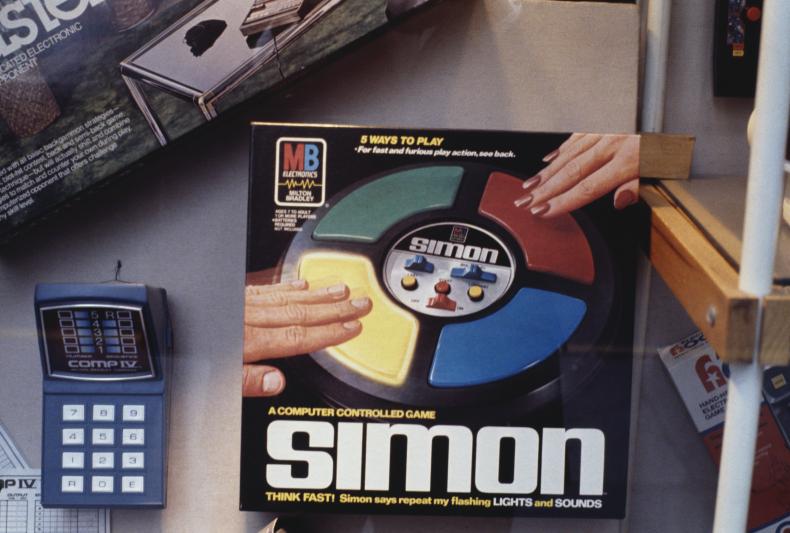 Simon game 1
