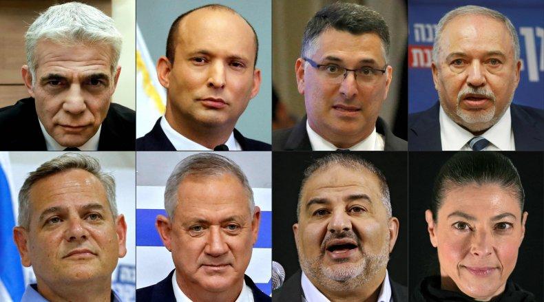 Israeli coalition