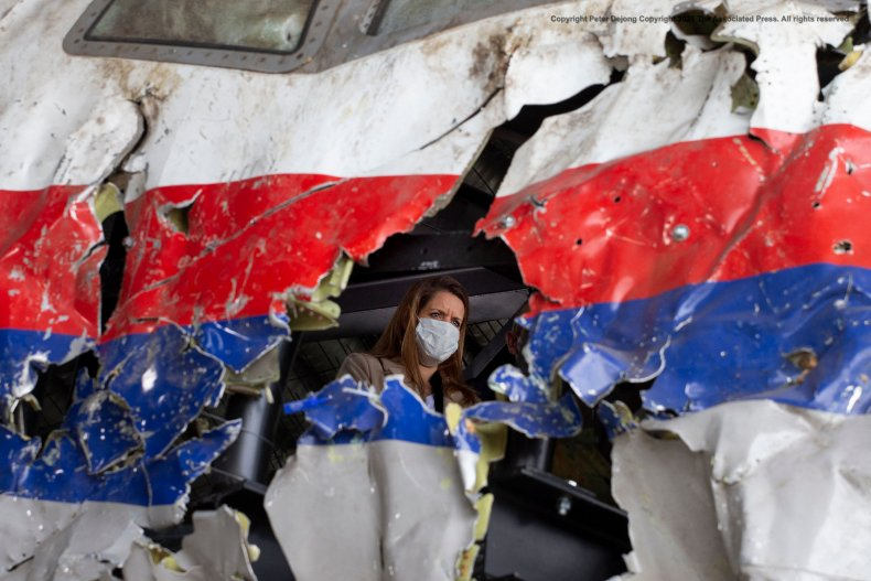Malaysia, Airlines, MH17, wreckage, inspection, Netherlands