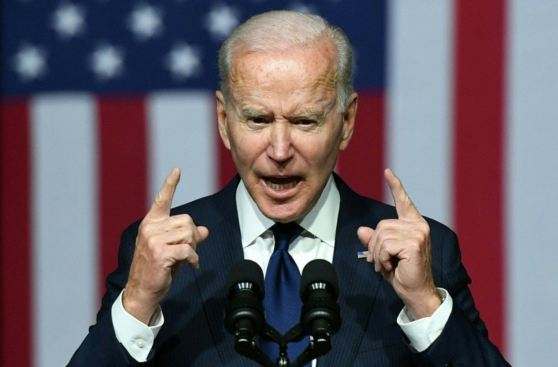 Biden Speaks at a Commemoration in Tulsa