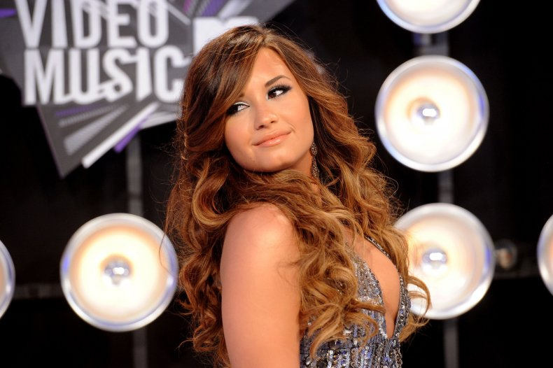 Lovato found fame on Disney Channel