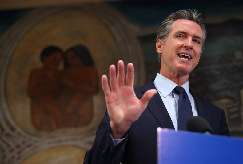 Governor Newsom Unveils Economic Recovery Package