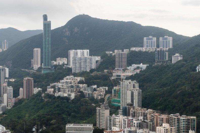 HONG KONG-PROPERTY-ECONOMY-CONSTRUCTION