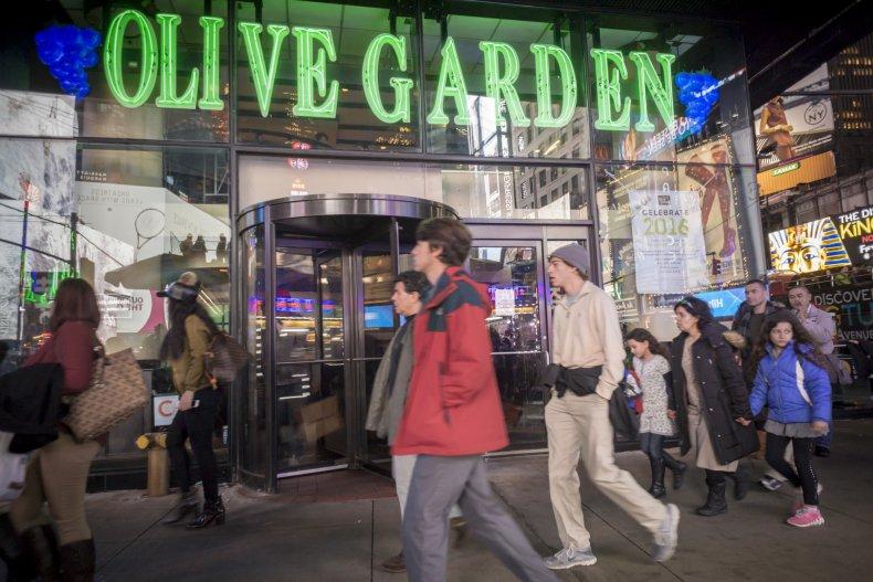 Olive Garden former employee reveals horrifying secrets
