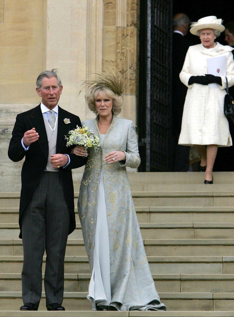 Prince Charles and Camilla's Wedding