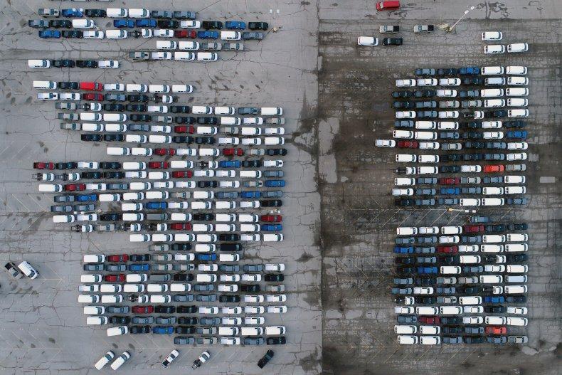 General Motors chip shortage