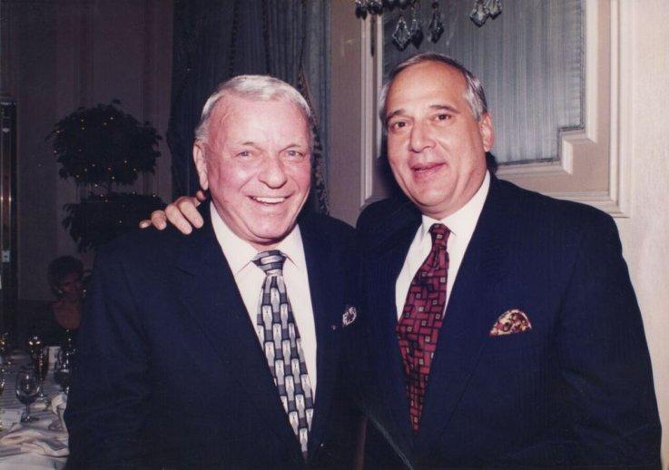 Frank Sinatra Eliot Weisman