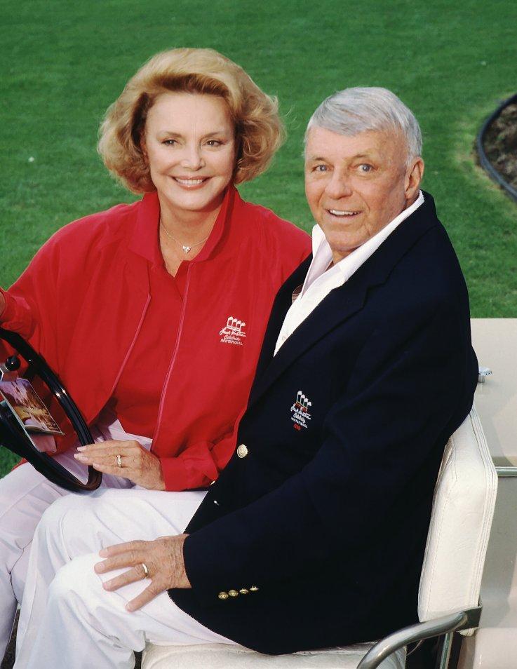 Frank and Barbara Sinatra