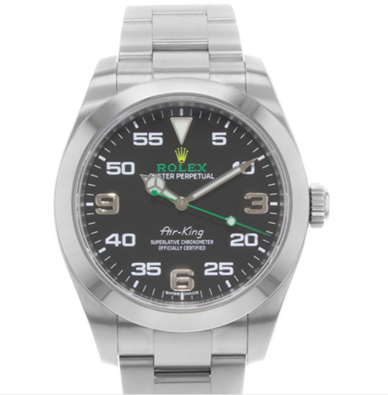 affordable luxury watches rolex