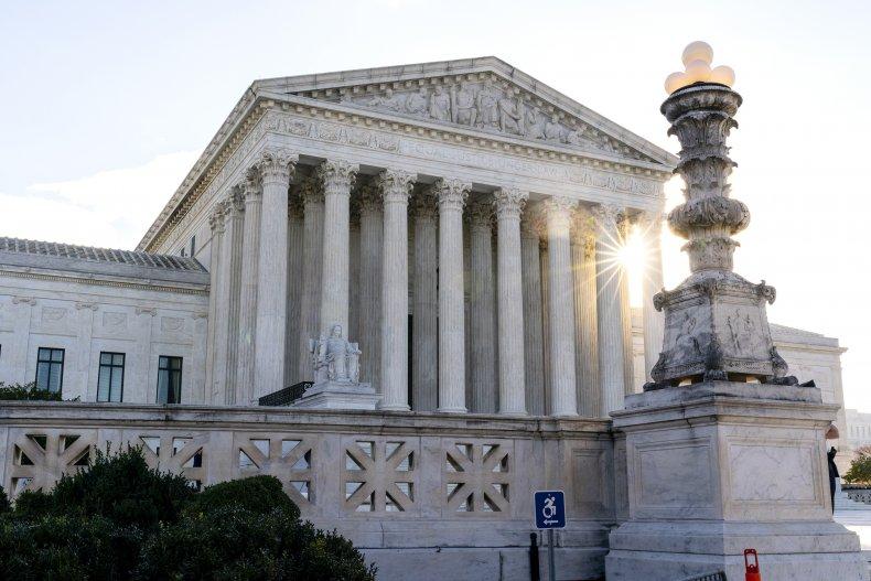 Washington's U.S. Supreme Court