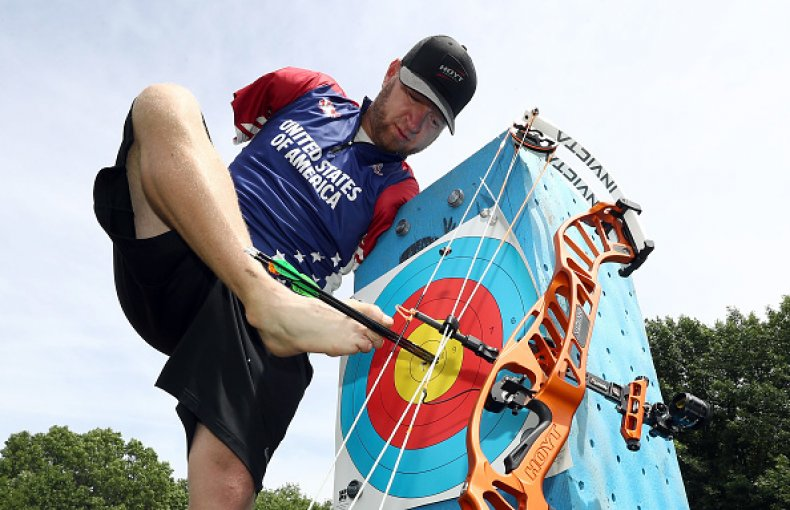 Paralympic Archer Matt Stutzman