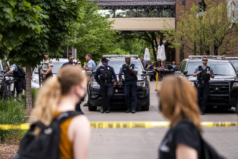 Minneapolis shooting Thursday June 4