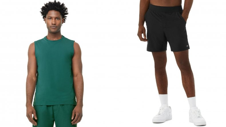 Alo Yoga Men's Clothes: Studio to Streets