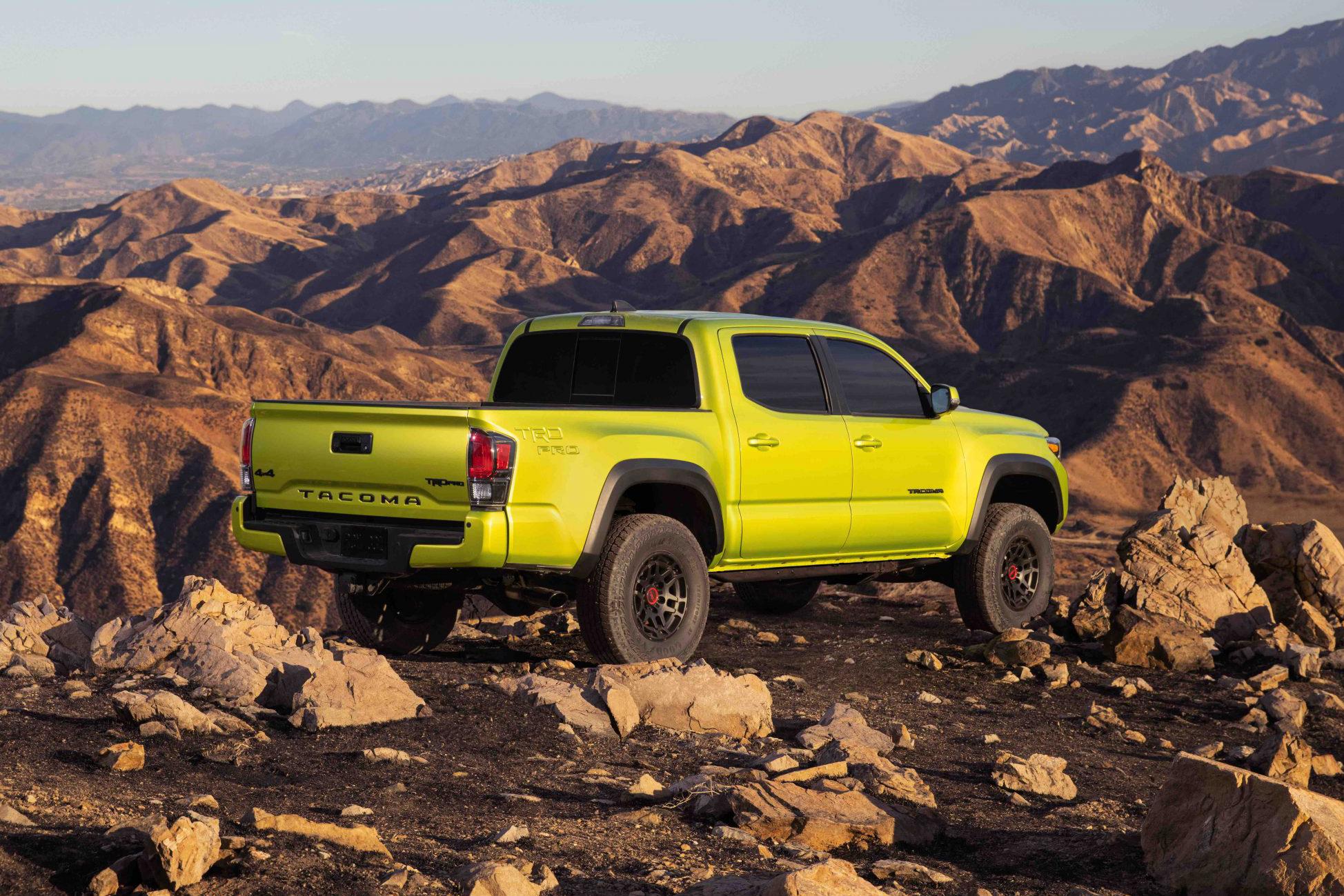 2022 Toyota Tacoma TRD Pro