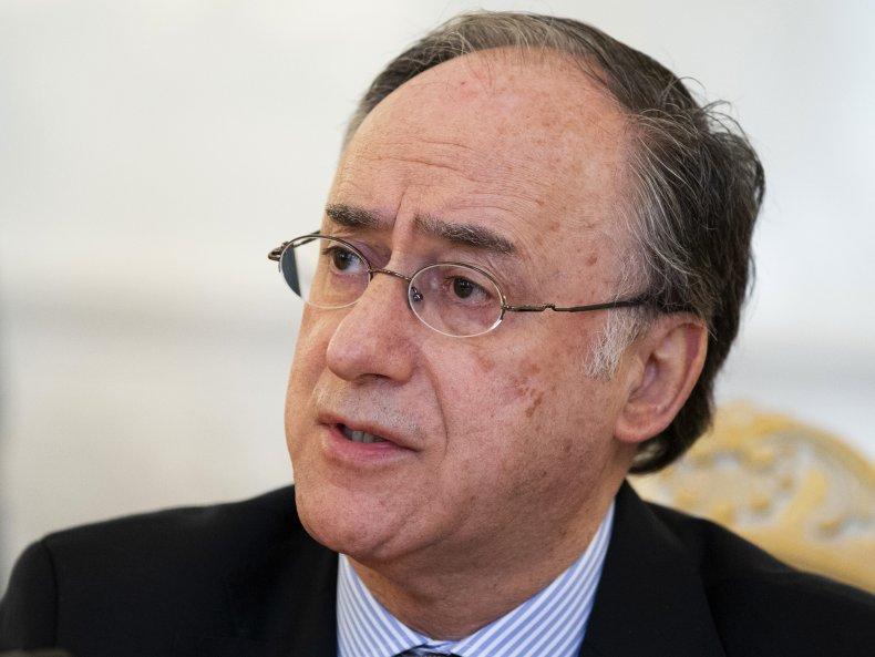 OPCW Director Fernando Arias