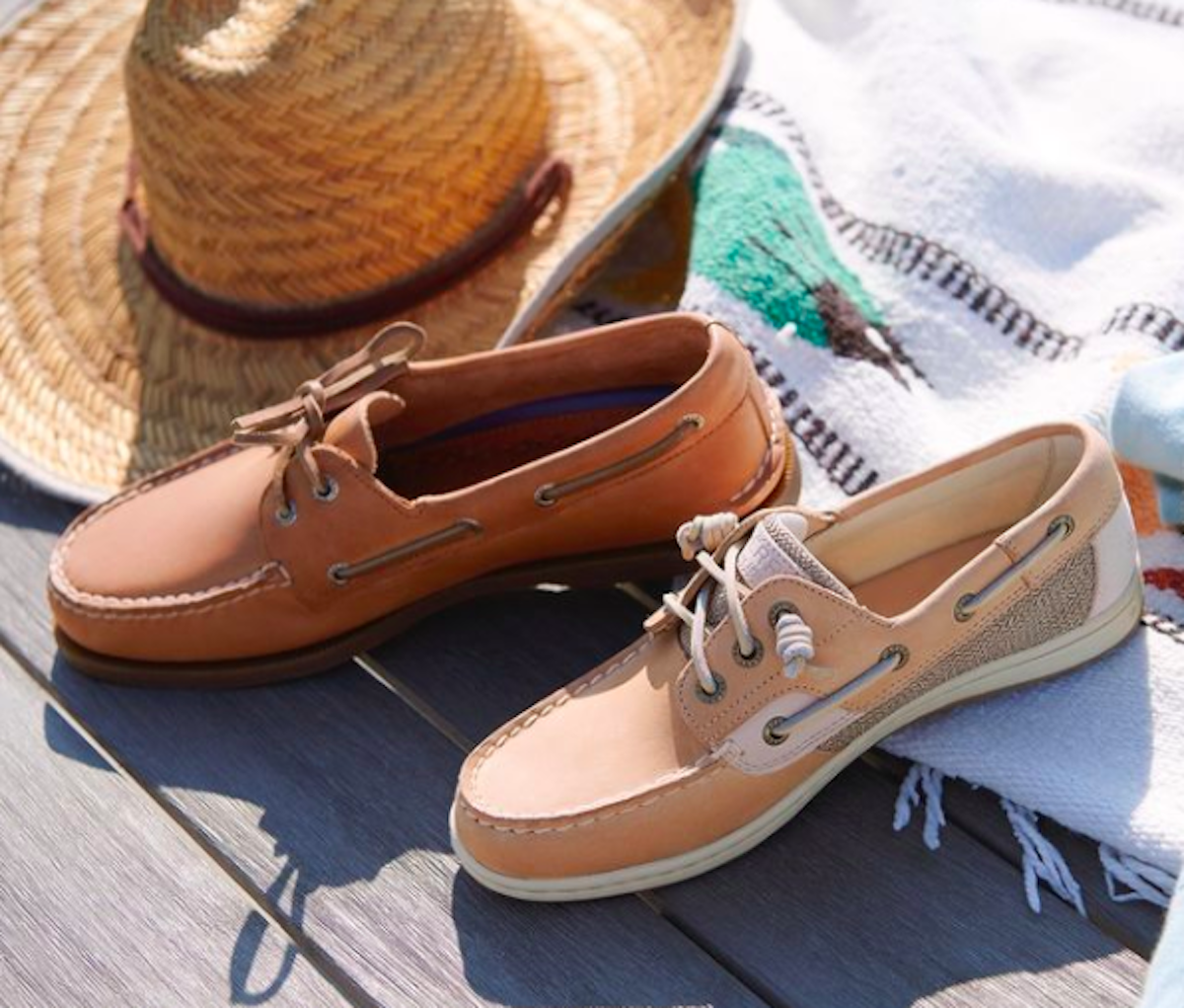 how to wear boat shoes 1