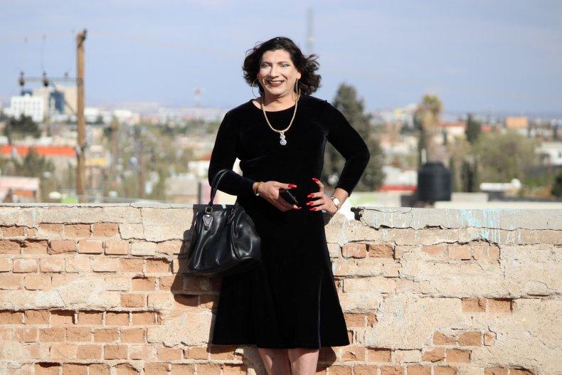 Susana Coreas Approved Asylum Seeker