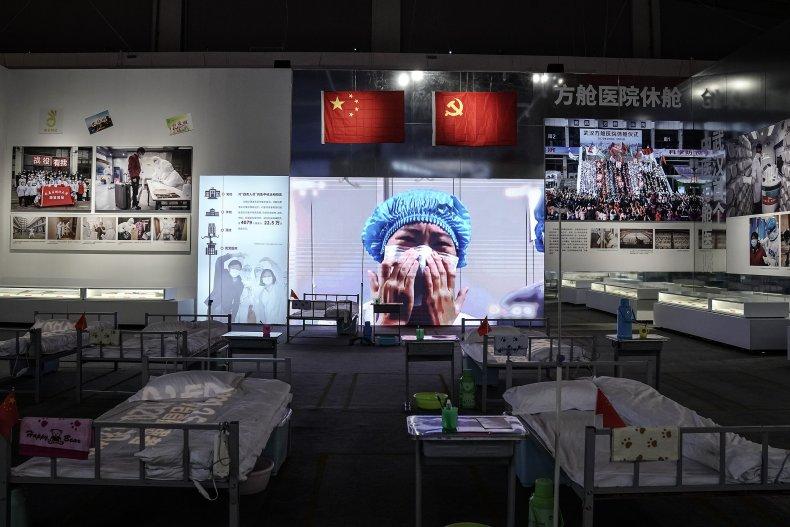 China, Wuhan, city, Hubei, exhibition, COVID-19