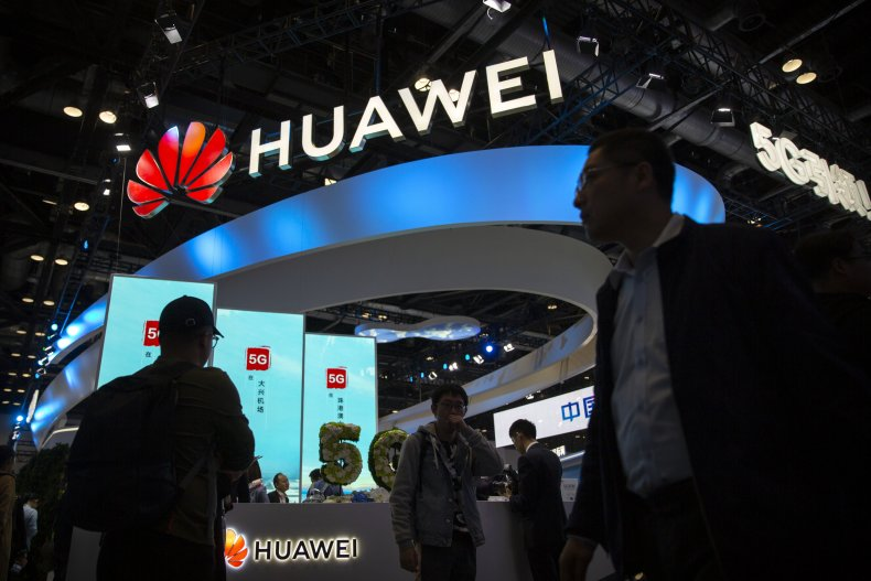 Chinese Technology Firm Huawei