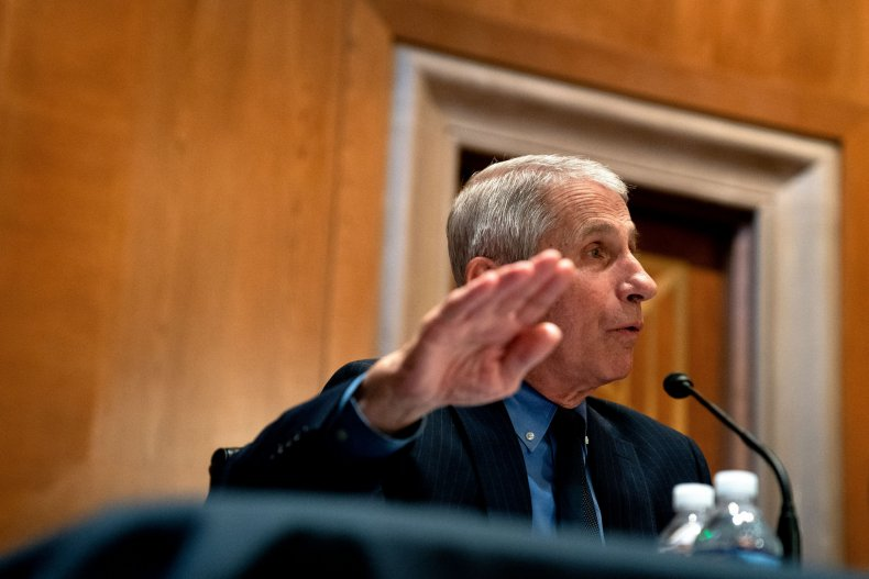 Joe Biden remains confident in Dr. Fauci