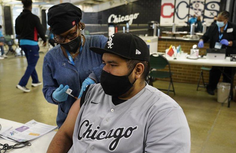 Vaccine Chicago White Sox