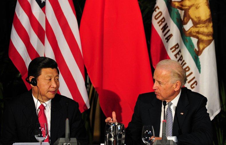 Xi, Jinping, Joe, Biden, meeting, Los, Angeles