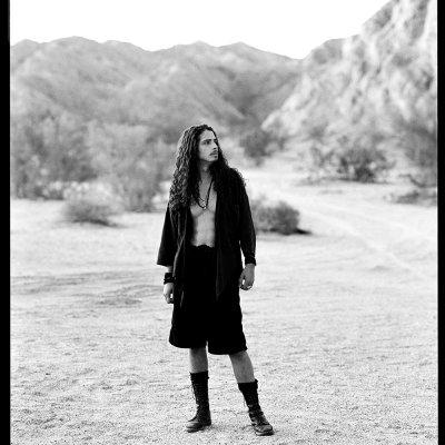 Chris Cornell photographed by Chris Cuffaro