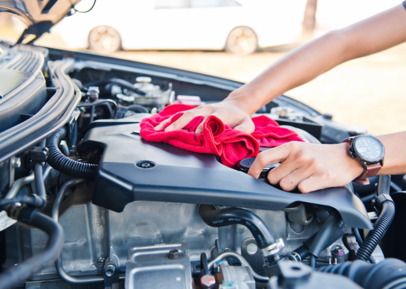 #49. Automotive Service Technicians and Mechanics