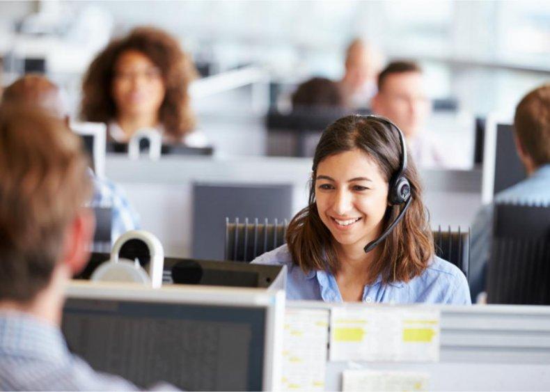 #5. Customer Service Representatives
